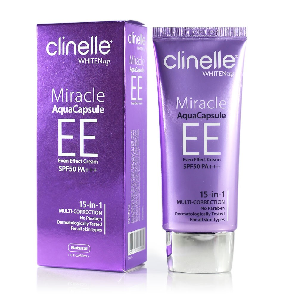 Clinelle WhitenUp EE Cream Natural