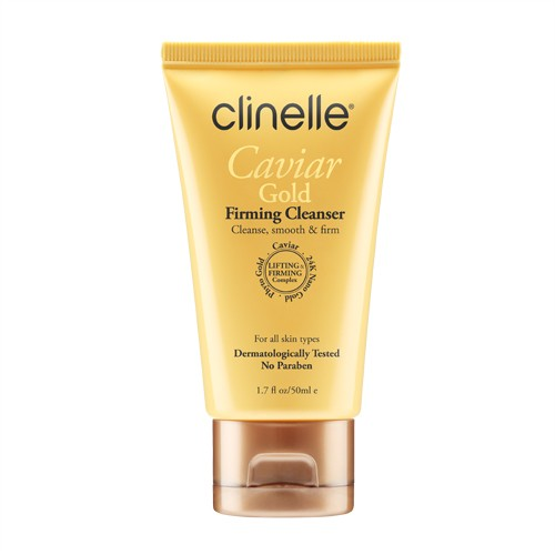 Clinelle Caviar Gold Firming Cleanser 50ml