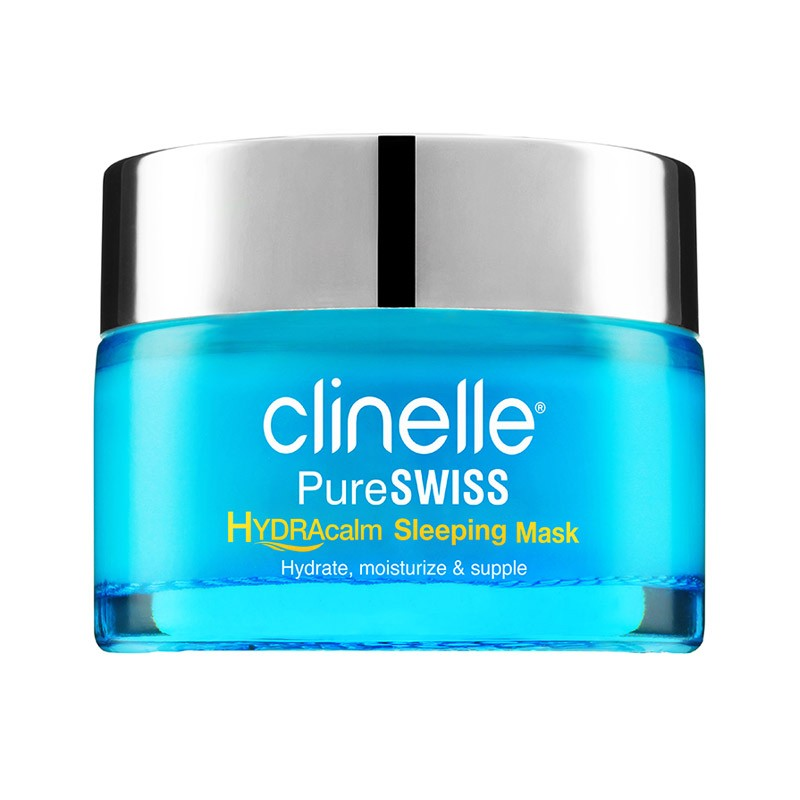 PureSWISS Hydracalm Sleeping Mask