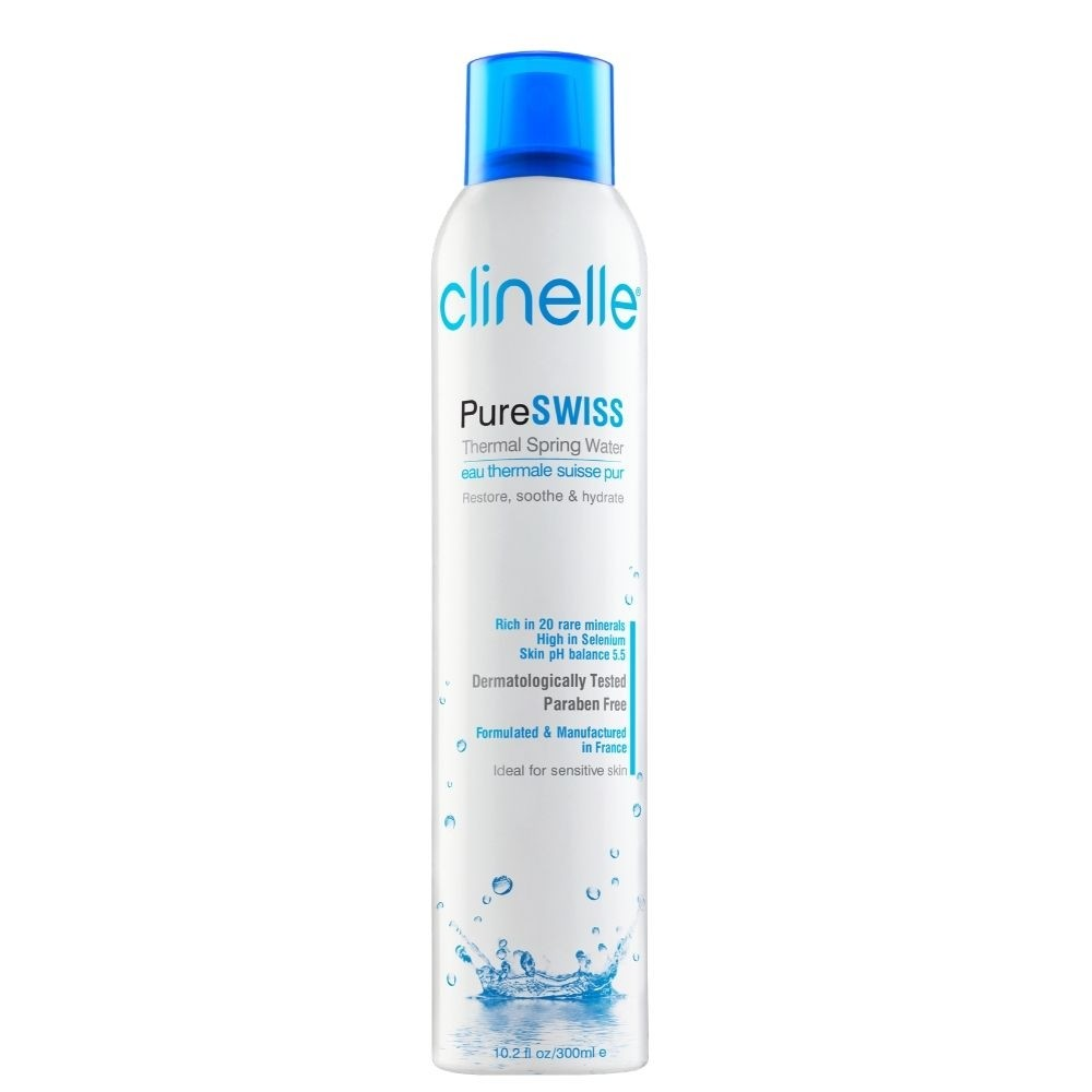Clinelle PureSwiss Thermal Spring Water 300ml